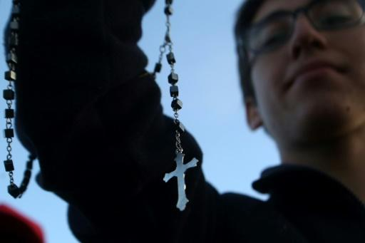 Although 70 percent of Chileans describe themselves as Catholic, only a third say they have confidence in the church, a survey showed this week
