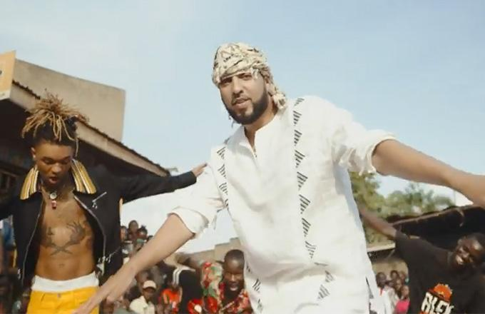 """French Montana and Swae Lee Head to Uganda for Their """"Unforgettable"""" Video"""