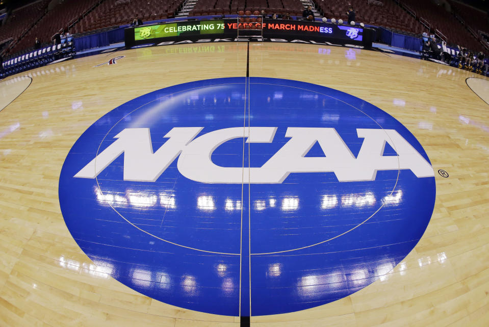 In terms of NCAA rules, multiple sources told Yahoo Sports that the material obtained in the feds' college hoops corruption case threatens the fundamental structure of the sport. (AP)