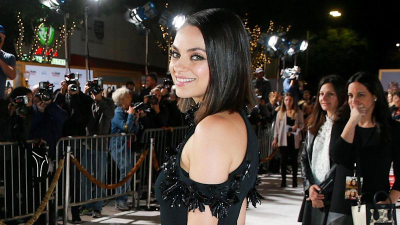 Mila Kunis Reads Her Own Hilarious Lines From 'That '70s Show': Watch
