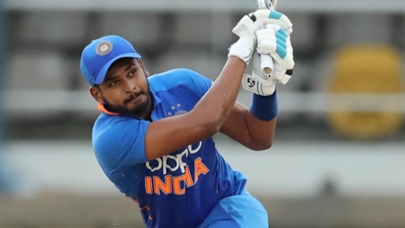 Iyer blasts India to victory over Black Caps after Bumrah scare