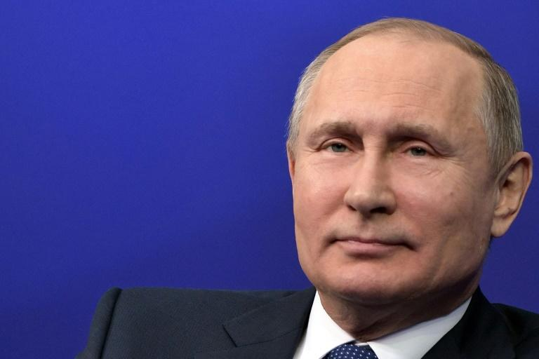 Vladimir Putin, who has ruled Russia for almost two decades, is polling at around 70 percent ahead and is expected to win a historic fourth term in the presidential election on Sunday