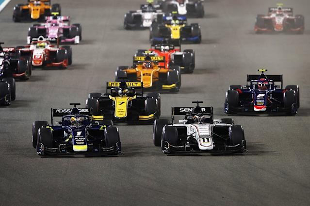 FIA mulling F1-style superlicence for junior series
