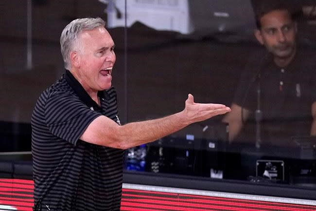 D'Antoni tells Rockets he's not coming back to Houston