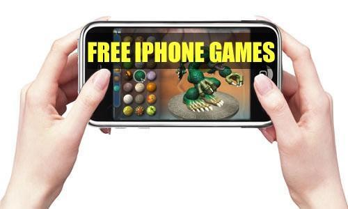 free iphone games
