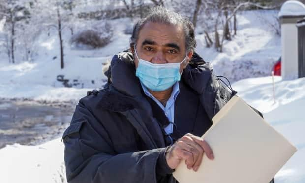 Ahmed Syed owns the Ottawa Inn and the Tabor apartment building. The City of Ottawa pays Syed to use both as an emergency overflow shelter for homeless families.