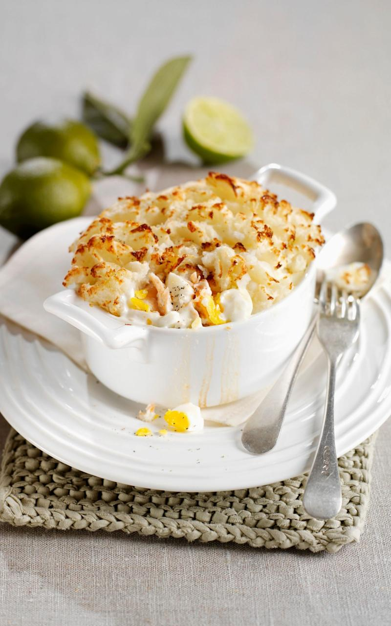 Fish pie - Credit: Bon Appetit /Alamy