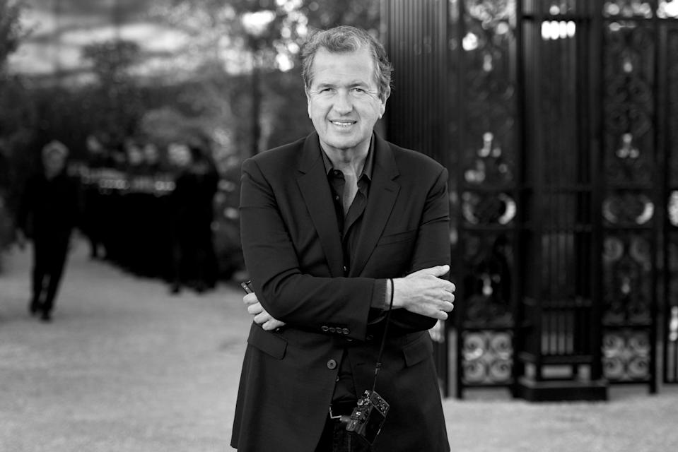 Fashion industry legend Mario Testino has photographed everyone from Princess Diana to Kristen Stewart [Photo: Getty]