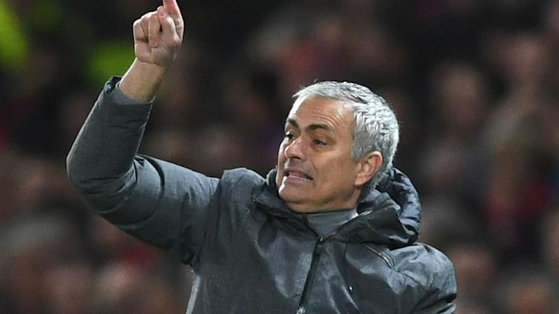 Low confidence, go long - Mourinho explains Manchester United tactics against Everton