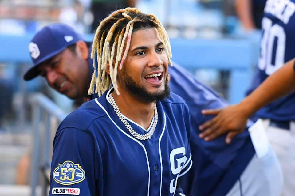 MLB DFS Picks, top stacks and pitchers for Yahoo, DraftKings & FanDuel daily fantasy baseball lineups, including the Padres | Wednesday, 7/7