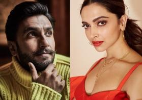 Deepika's ravishing RED pictures are making Ranveer excited and hungry!