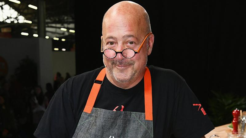 Andrew Zimmern Reflects on 28 Years of Sobriety: 'I'm Grateful and Very Overwhelmed'