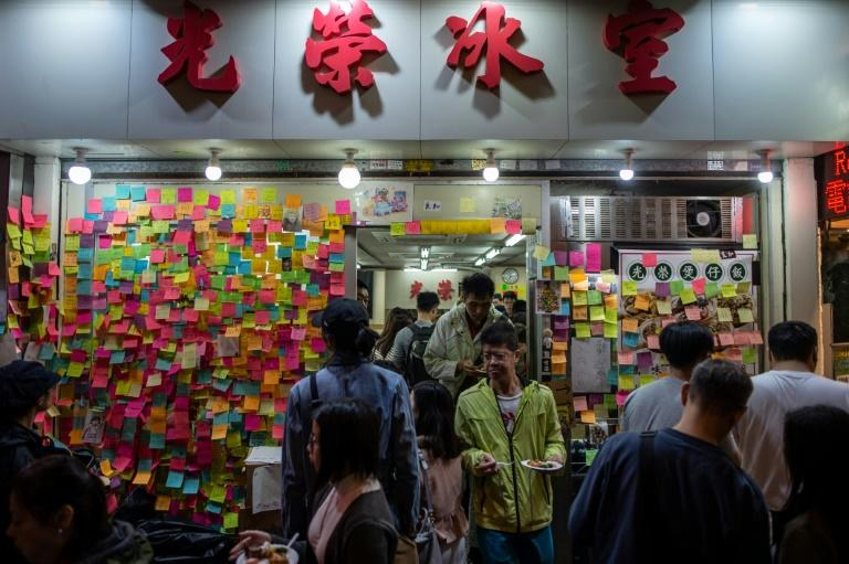 Months of unrest have helped tip Hong Kong, already battered by the US-China trade war, into a recession