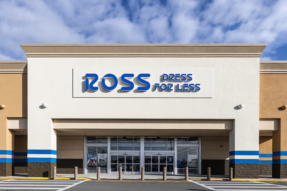 Ross Stores recently opened 22 Ross Dress for Less and eight dd's Discounts stores across 11 different states in June and July. - Credit: Mega