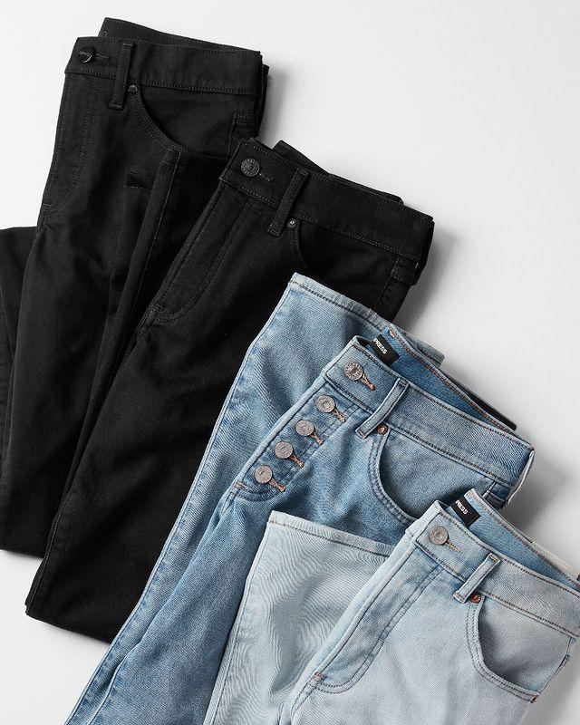 "<p>When they say long, they mean it. (For instance, the bootcut pair we're wild about come with a whopping 34.5"" inseam.) Don't sleep on styles you like, though. Inventory is tight and the best stuff goes quick. <strong><br></strong></p><p><strong>Our Pick: </strong><em><a href=""https://www.express.com/clothing/women/high-waisted-curvy-bootcut-jeans/pro/06709932/color/Medium%20Wash/e/long/"" rel=""nofollow noopener"" target=""_blank"" data-ylk=""slk:High Waisted Curvy Bootcut Jeans"" class=""link rapid-noclick-resp"">High Waisted Curvy Bootcut Jeans</a>, </em><em>$80</em></p><p><a href=""https://www.instagram.com/p/CLFAKi8H-s1/"" rel=""nofollow noopener"" target=""_blank"" data-ylk=""slk:See the original post on Instagram"" class=""link rapid-noclick-resp"">See the original post on Instagram</a></p>"