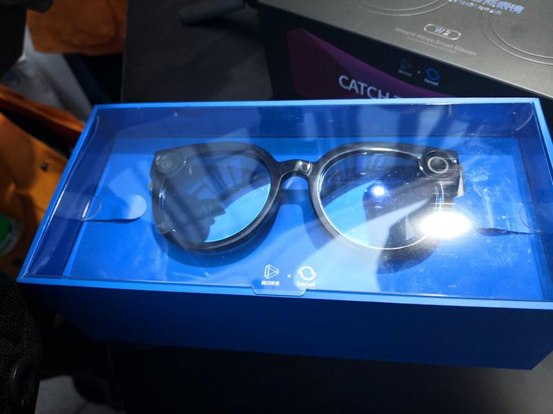 11fb3082ed0 Tencent releases smart glasses inspired by failed Snap Inc. model