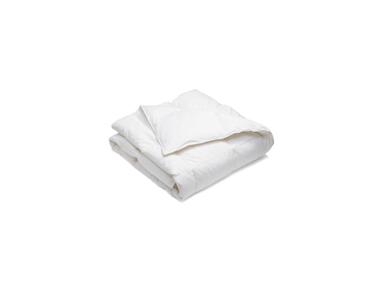 "<p>Prioritizing a good night's rest is one of the easiest ways to practice self-care. This lightweight goose down has a 230 thread count that guarantees you'll sleep through the night without overheating.</p> <p><em>Available in queen and king size.</em></p> <p><strong>Buy it:</strong> $224 for the Queen size (originally $299), <a href=""https://click.linksynergy.com/deeplink?id=40vMHOk88JI&mid=1237&u1=nordstromanniversaryhome26&murl=https://shop.nordstrom.com/s/nordstrom-at-home-lightweight-goose-down-comforter/5146899?"" rel=""nofollow"">shop.nordstrom.com</a></p>"