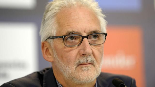 Brian Cookson secured only eight votes in the UCI presidency election and will be replaced by Frenchman David Lappartient.