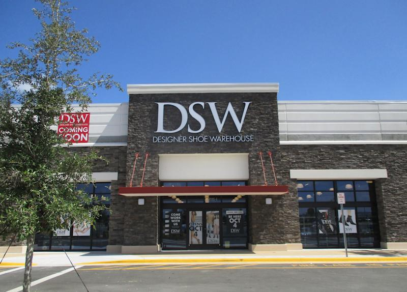 DSW has more than 500 locations in 44 states and Canada
