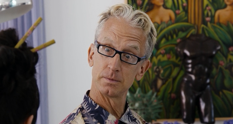 Andy Dick wanted by police for sexual battery