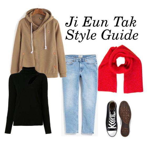 As a 19-year-old student, Ji Eun Tak is pretty frugal and does not splurge  on clothes. Her wardrobe consists mainly of comfortable hoodies, practical  jeans ...