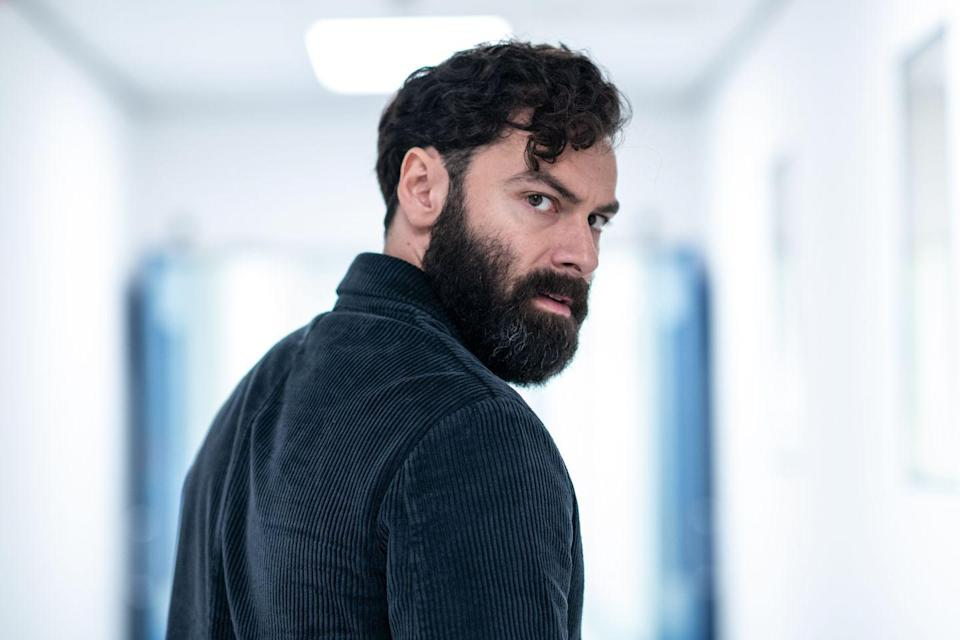 <p><strong>Release date: TBC</strong></p><p>Poldark's Aidan Turner will lead ITV's new thriller The Suspect, adapted from the debut novel of the same title by Michael Robotham. </p><p>From the producers of Line of Duty and Vigil, the series introduces Doctor Joe O'Loughlin, played by Turner, who appears to have the perfect life – a devoted wife, a loving daughter, successful practice as a clinical psychologist, media profile and a publishing deal. He's even a hero online after rescuing a young patient who was ready to jump from the tenth floor of the hospital where Joe works.</p><p>ITV says: 'When a young woman is found in a shallow grave in a West London cemetery, veteran police officer DI Vincent Ruiz and his young partner DS Riya Devi are assigned to the investigation. But has the young woman been murdered or is this a case of suicide? </p><p>'As a successful author, Doctor Joe's opinion is much sought after and when he meets DS Devi he's only too willing to offer help with profiling and his expertise. Now known for his risk-taking and rule-breaking does Joe have more to hide? His recent diagnosis with a debilitating illness could explain his behaviour. But as the investigation into Catherine's death gathers pace, we start to ask, do we know the real Joe, or does he have a secret life? And has his work as a clinical psychologist allowed him to develop a criminal mindset? Or worse?'</p><p>The cast also includes Small Axe's Shaun Parkes, Fleabag's Sian Clifford, Save Me Too's Camilla Beeput, and Vigil stars Adam James and Anjli Mohindra. <br> </p>