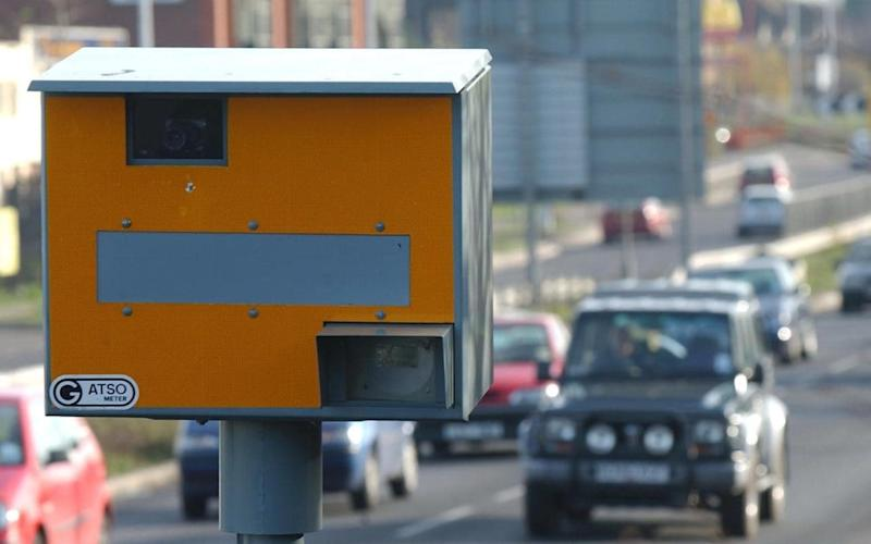 Speeding fines are designed to act as a deterrent to would-be speeders, though have the added benefit of generating money - Brian Smith