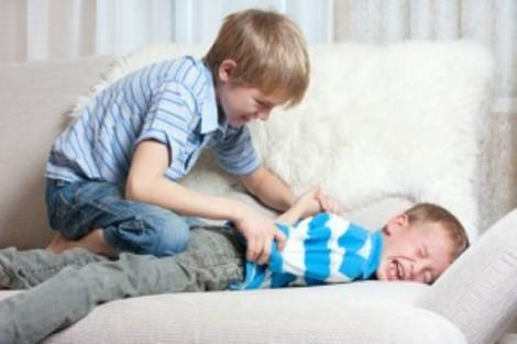 Experts say sibling rivalry is good for kids!