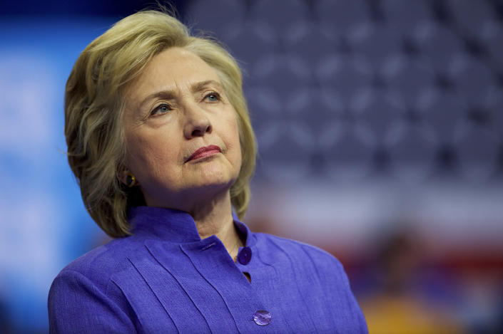 By taking a look at Hillary Clinton's plan to fix the deteriorating foundation of our economy, you can discern a lot about what she's getting right in this campaign, and what she isn't. (Photo: Mark Makela/Getty Images)