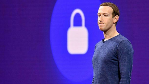 "Zuckerburg, ""Facebook attack exposed personal information of 50 to 90 million users"""