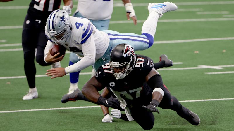 Cowboys gifted a win after Falcons' inexplicable error on onside kick