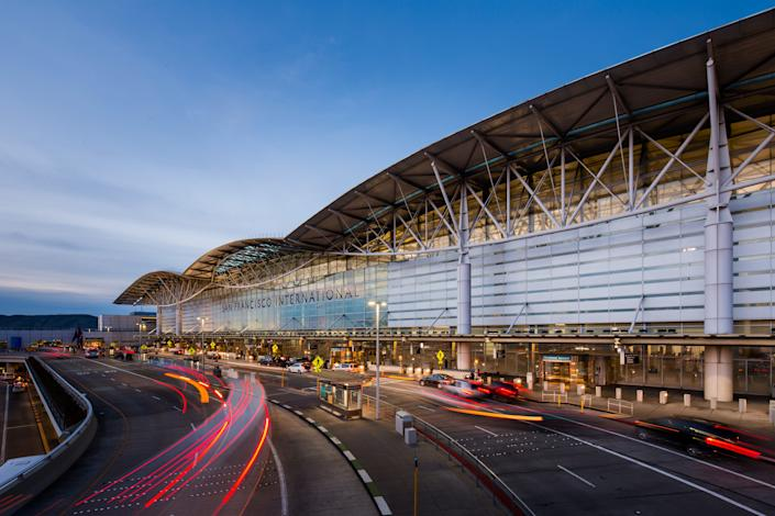 San Francisco International Airport (SFO) is the 23rd busiest airport in the world and 7th busiest in the United States. The airport served 57.8 million passengers in 2018.