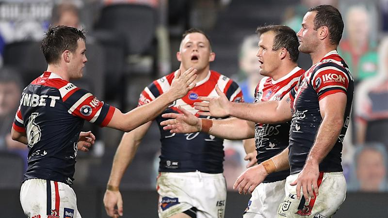 NRL champions Roosters end Eels' perfect start