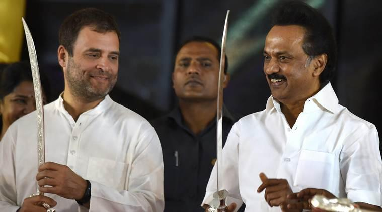 Congress seals Lok Sabha deal with DMK, gets 9 seats in Tamil Nadu