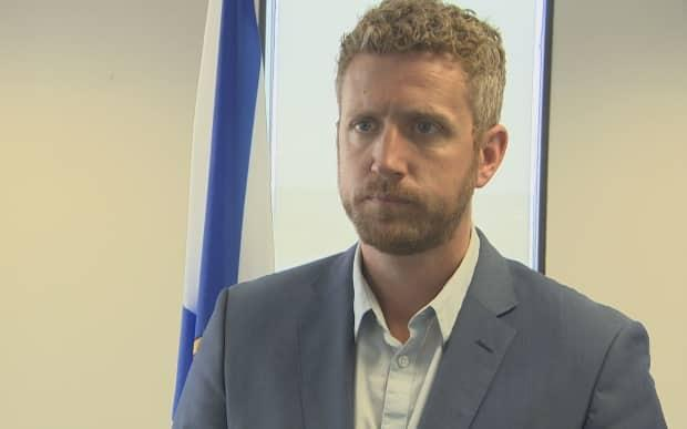 Iain Rankin says he's ready to lead a strong Official Opposition when the Progressive Conservatives are sworn into power next week. (CBC - image credit)