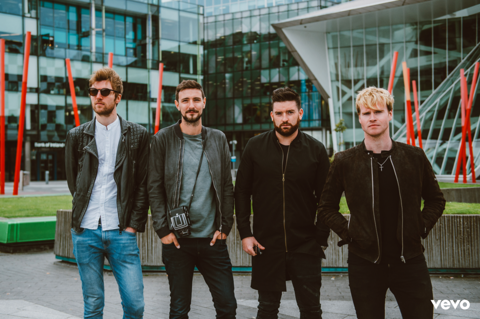 Kodaline will release the album in 2018 and head back out on tour in 2018