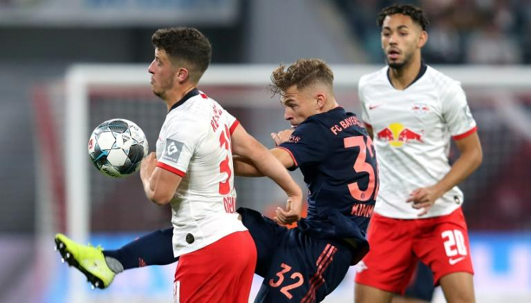 RB Leipzig displayed their Bundesliga title credentials in a 1-1 draw with reigning champions Bayern (AFP Photo/Ronny Hartmann)