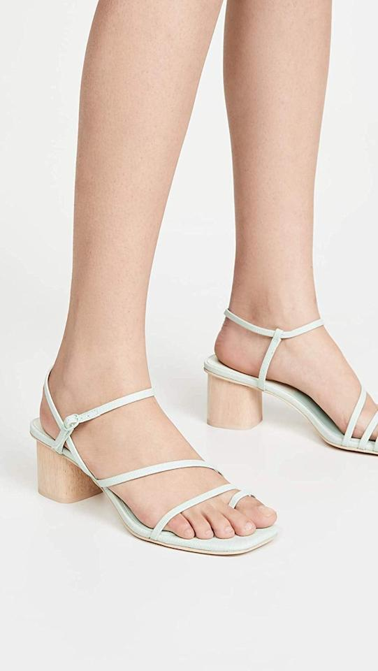 "<p>I have major heart eyes for these on-trend <a href=""https://www.popsugar.com/buy/Dolce-Vita-Women-Zyda-Sandals-553578?p_name=Dolce%20Vita%20Women%27s%20Zyda%20Sandals&retailer=amazon.com&pid=553578&price=120&evar1=fab%3Aus&evar9=47272223&evar98=https%3A%2F%2Fwww.popsugar.com%2Ffashion%2Fphoto-gallery%2F47272223%2Fimage%2F47275813%2FDolce-Vita-Women-Zyda-Sandals&list1=shopping%2Camazon%2Cspring%2Cspring%20fashion%2Cfashion%20shopping&prop13=mobile&pdata=1"" rel=""nofollow"" data-shoppable-link=""1"" target=""_blank"" class=""ga-track"" data-ga-category=""Related"" data-ga-label=""https://www.amazon.com/Dolce-Vita-Womens-Sandals-Medium/dp/B0849YFLHP/ref=sr_1_37?dchild=1&amp;keywords=dolce+vita+heels&amp;qid=1583265194&amp;sr=8-37"" data-ga-action=""In-Line Links"">Dolce Vita Women's Zyda Sandals</a> ($120).</p>"