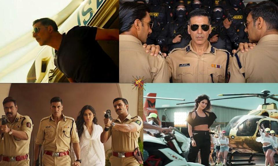 Sooryavanshi Trailer Gets Twitterati Excited And These Tweets Are A Proof!
