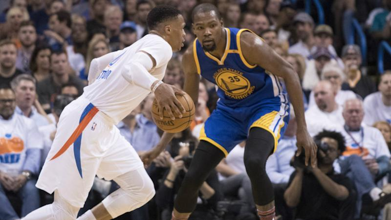 Kerr discredits Warriors 'sources' criticising Thunder's Durant treatment