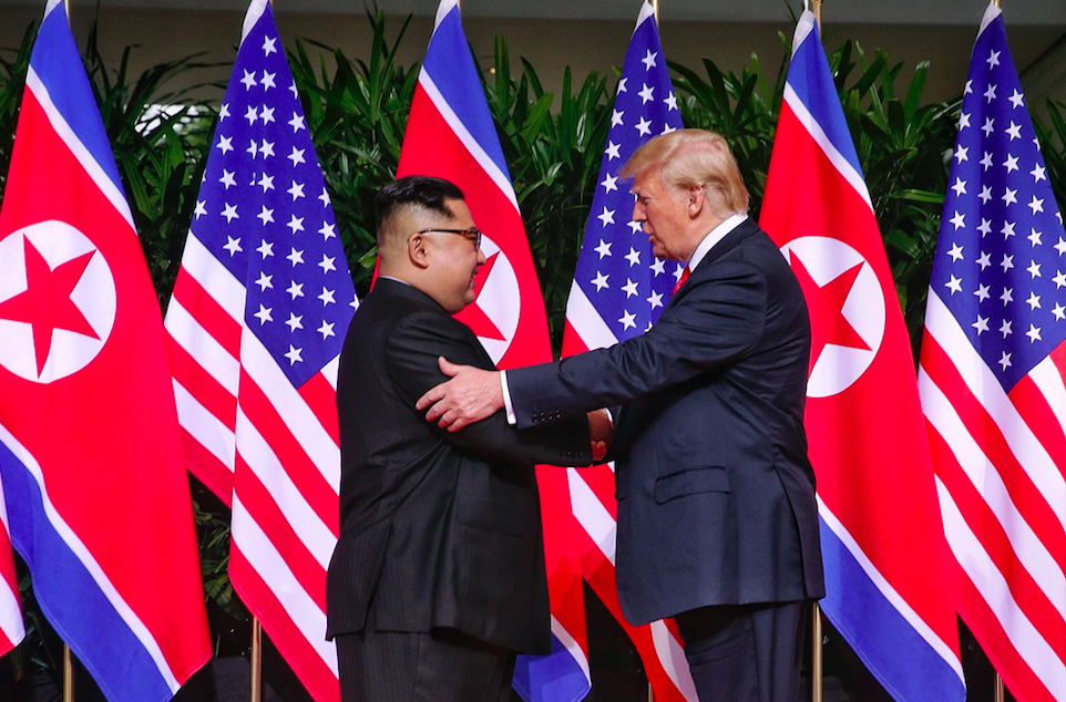Donald Trump Compliments Kim Jong Un In Fox Interview