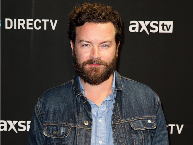 Getty Images danny masterson sexual assault scientology