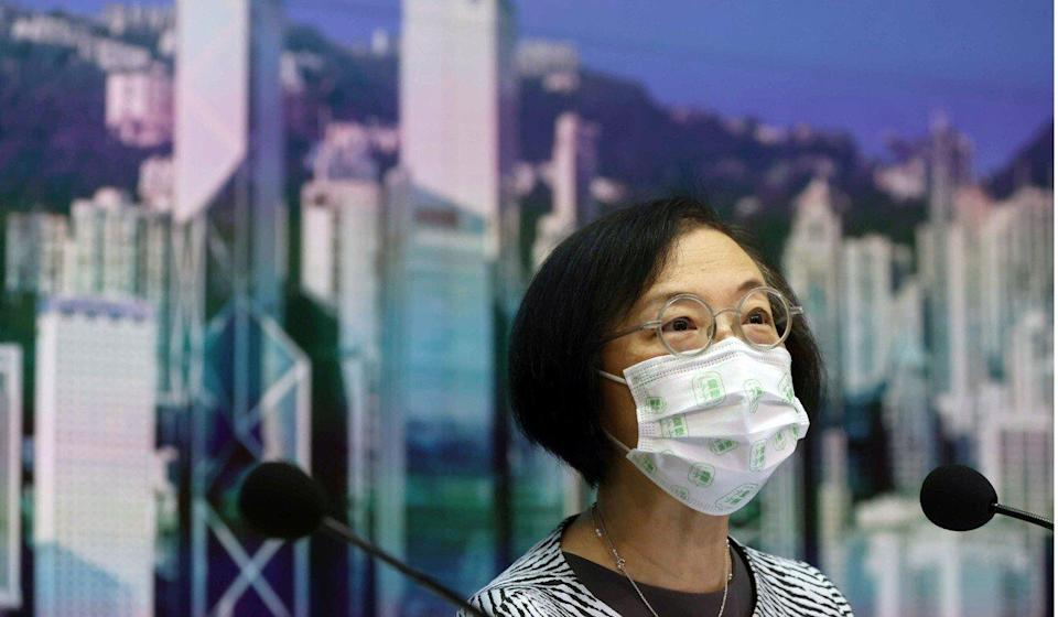 Health minister Sophia Chan says previous draft amendments were 'too strict' and risked failing to attract more foreign doctors. Photo: Nora Tam