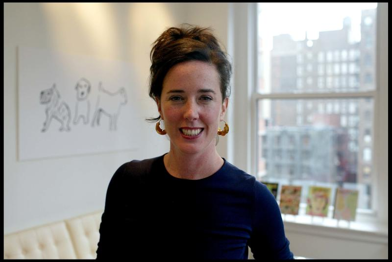 Kate Spade Built a Fashion Empire Worth $2.4 Billion Out of Her 1-Bedroom Apartment