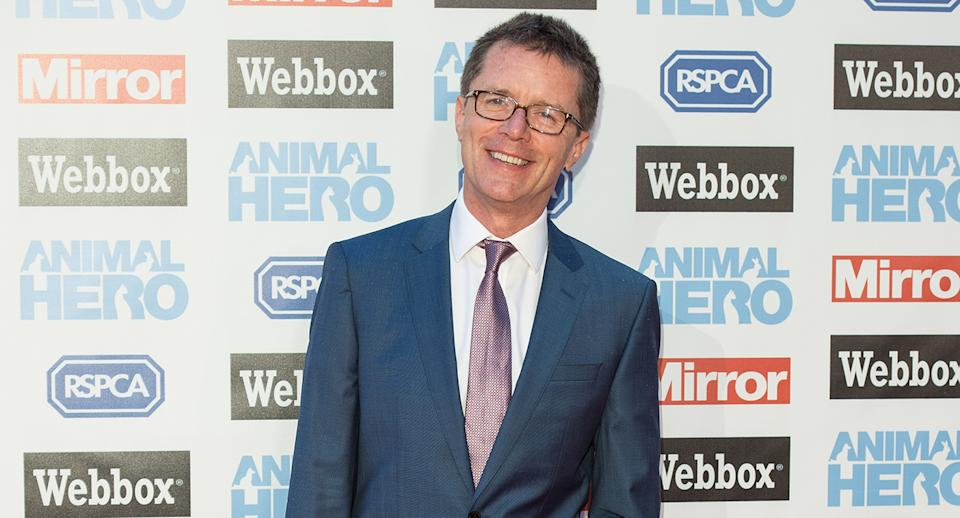 Nicky Campbell said comments made by Charlie Brooker affected his mental health. (Photo by Jeff Spicer/Getty Images)