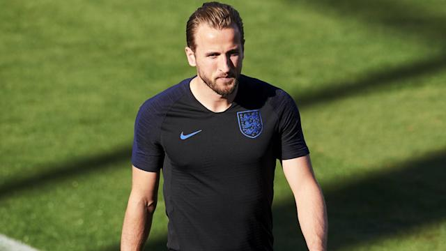 Sergio Ramos singled out Harry Kane ahead of Monday's blockbuster Nations League clash in Seville.