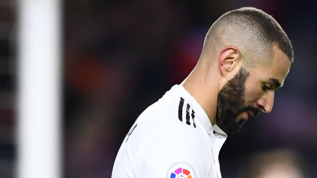 The Frenchman has not found the back of the net in eight league games for the Blancos, but his caretaker boss has hailed him as a key player