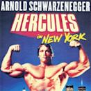 "<p>First movie: Arnold Schwarzenegger's first film was in <a href=""https://www.imdb.com/title/tt0065832/?ref_=nm_flmg_act_75"" rel=""nofollow noopener"" target=""_blank"" data-ylk=""slk:Hercules in New York"" class=""link rapid-noclick-resp"">Hercules in New York</a>, with the actor credited as Arnold Strong ""Mr. Universe."" He was 23 years old when he played the title role.</p>"