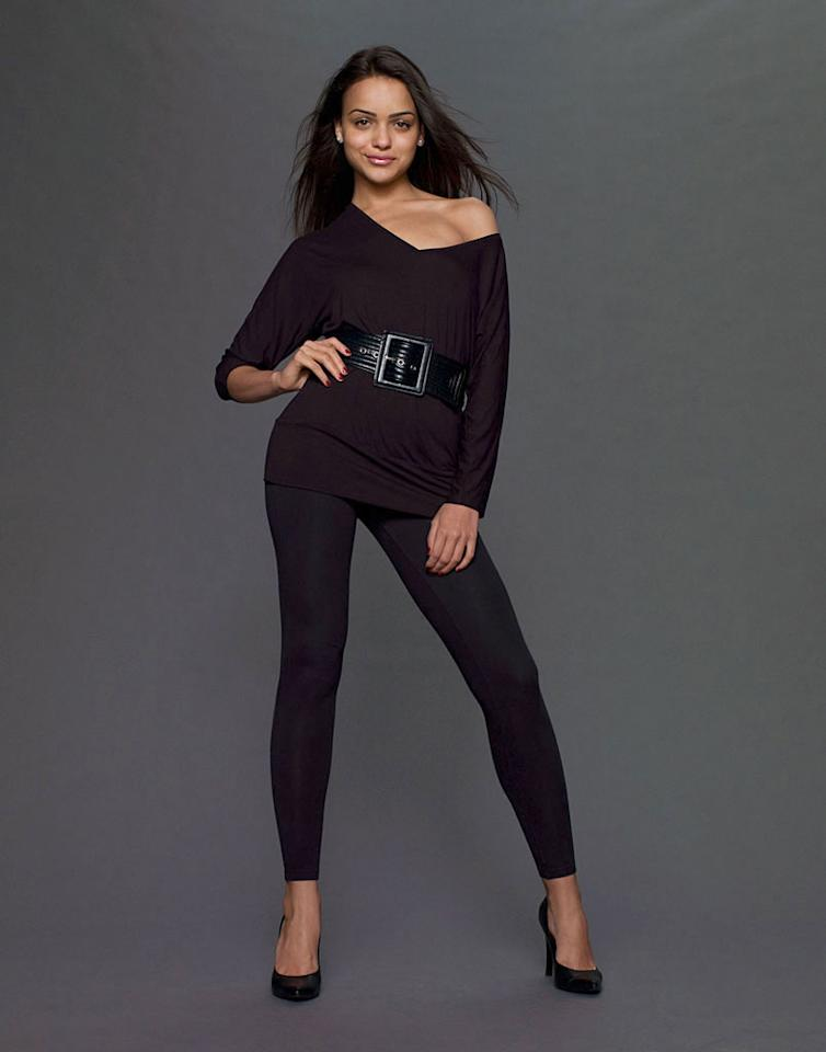 """Lisa, a 5'5"""" 19-year-old student from Queens, New York, is one of the 14 participants in Cycle 13 of <a href=""""/america-39-s-next-top-model/show/35130"""">""""America's Next Top Model.""""</a>"""
