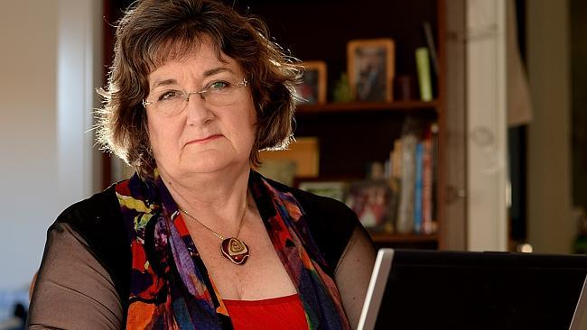Jan Marshall 'loaned' her scammer $260,000 in 2012 , which she . never saw again. Source: Supplied